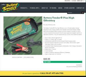 batterytender